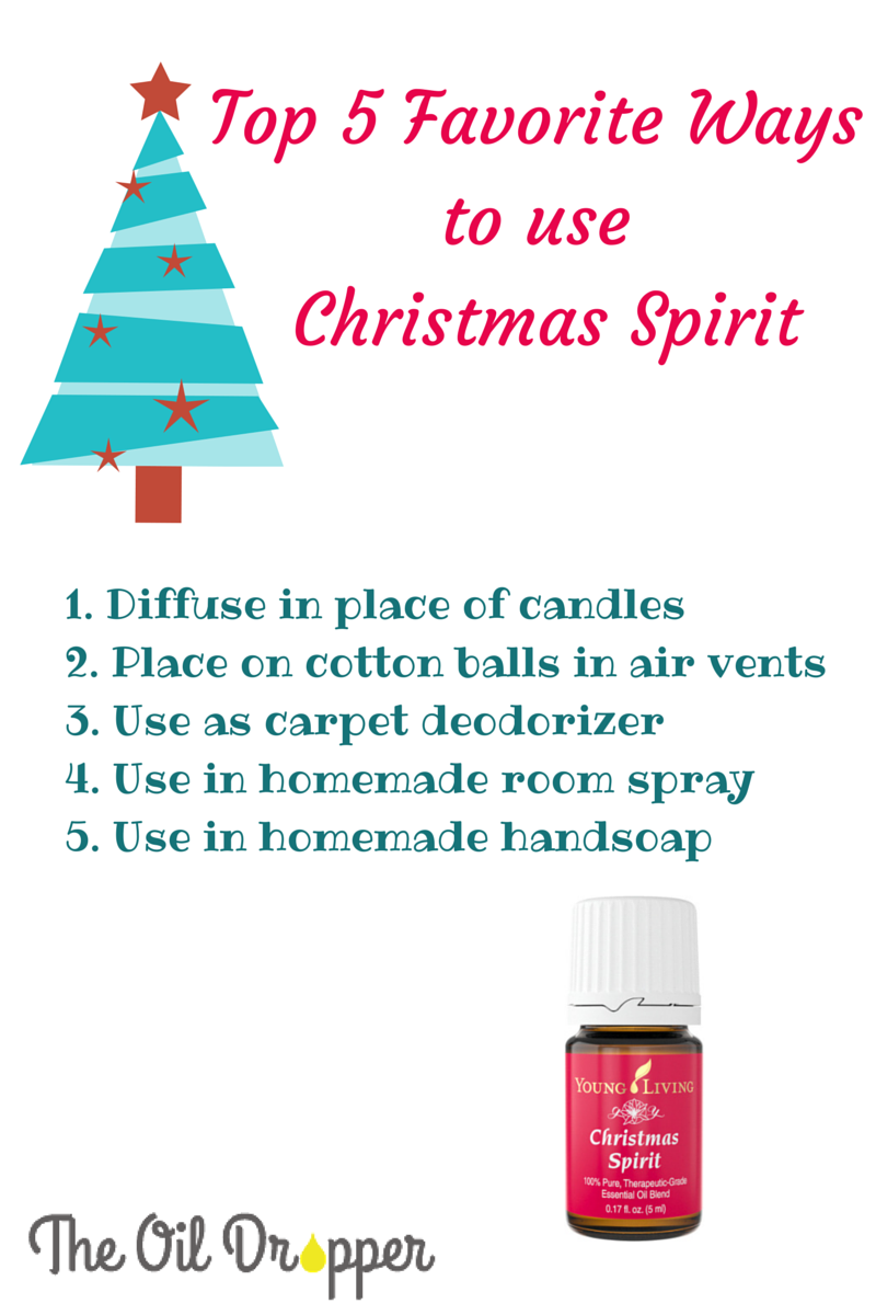 Young Living Christmas Tree.Do You Have Christmas Spirit The Oil Dropper