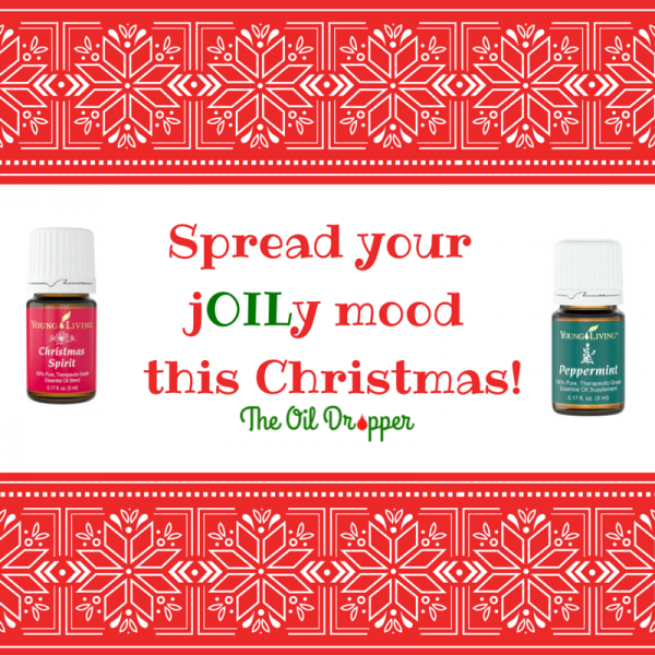 Diffusing For A jOILy Mood This Christmas! - The Oil Dropper