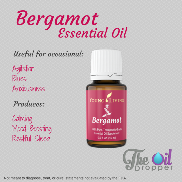Young Living Bergamot Essential Oil