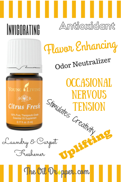 Young Living Citrus Fresh Essential Oil
