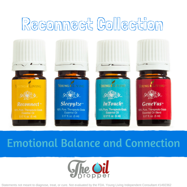 Emotionally Reconnect With Essential Oils The Oil Dropper