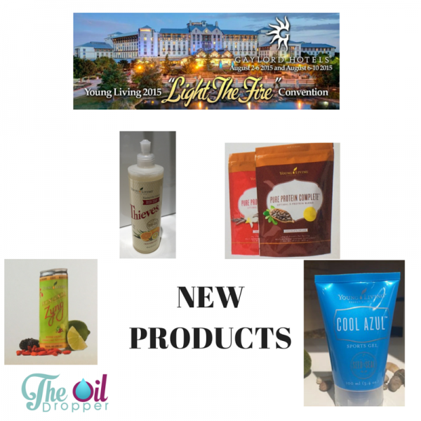 NEW PRODUCTS Aug 2015