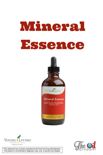 Mineral Essence Young Living
