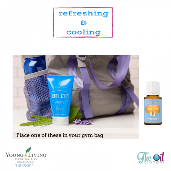 cool azul young living