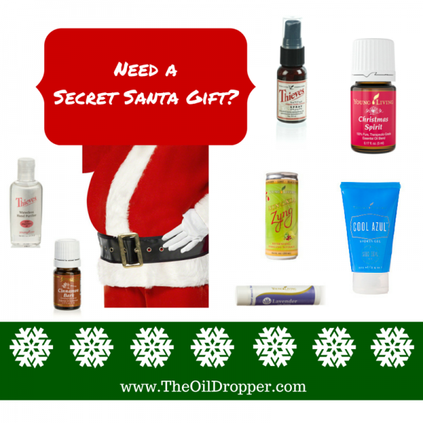 Young Living Secret Santa Gift