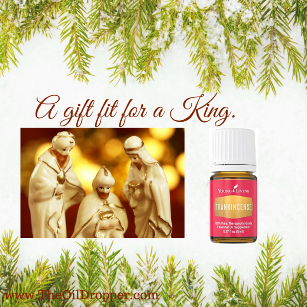 frankincense christmas young living