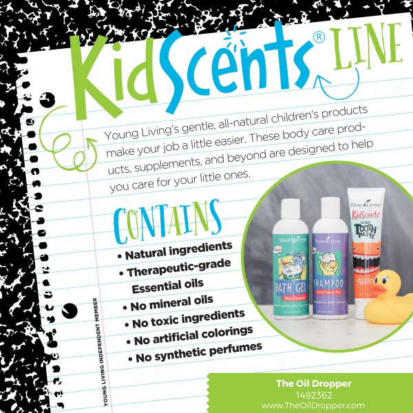kidscents-products