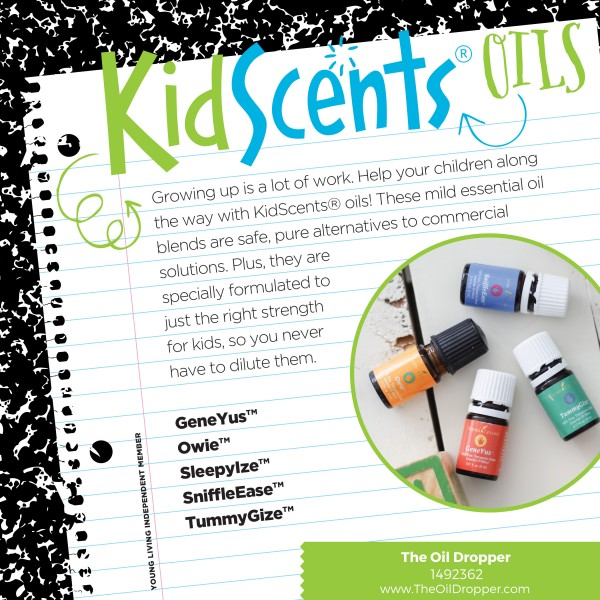 kidscent-essential-oils