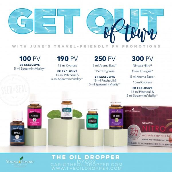 Young Living June 2017 Promo