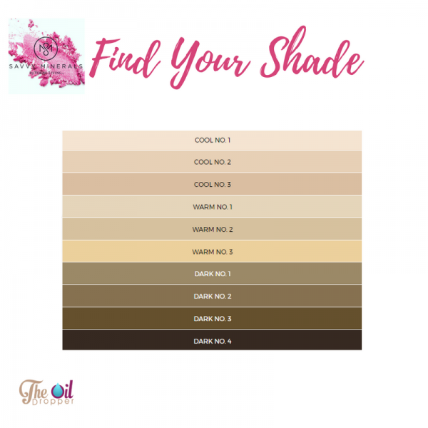 savvy-minerals-foundation-color-chart