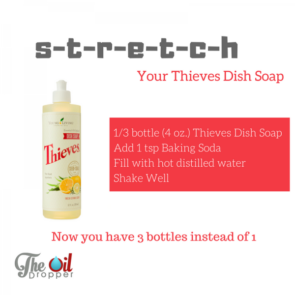 4 Super Simple Natural Cleaning Recipes The Oil Dropper