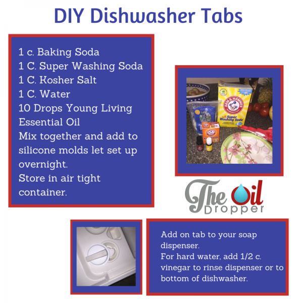 Doing Dishes With Essential Oils - The Oil Dropper
